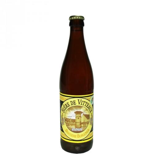 Bière blonde de Vitteaux 50Cl