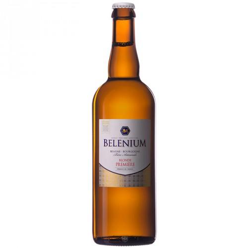 Bière blonde Belenium 75cl