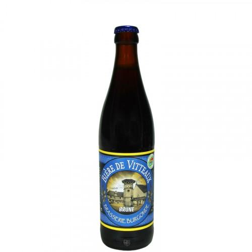 Bière brune de Vitteaux 50Cl