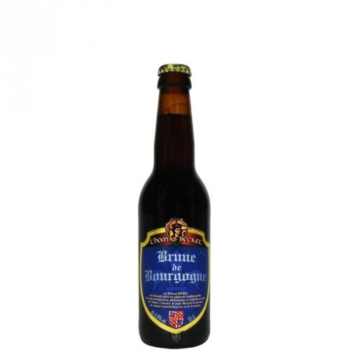 Bière brune Larché 33cl