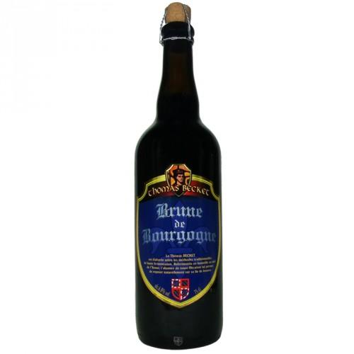 Bière brune Larché 75cl
