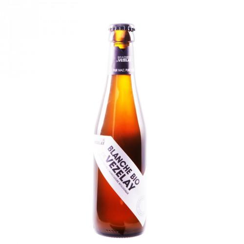 Bière blanche de Vézelay Bio 50cl