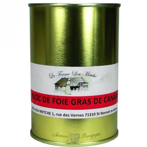 Bloc de Foie gras de canard 350g