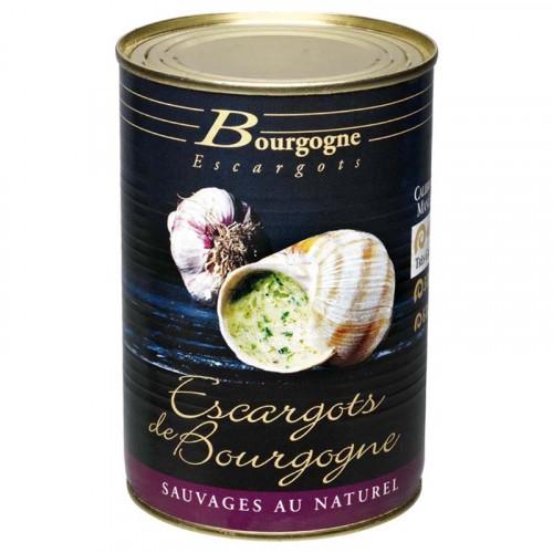 """Boite d'Escargots de Bourgogne """"très gros"""" boîte 1/2 4Dz 250g Bourgogne Escargots"""