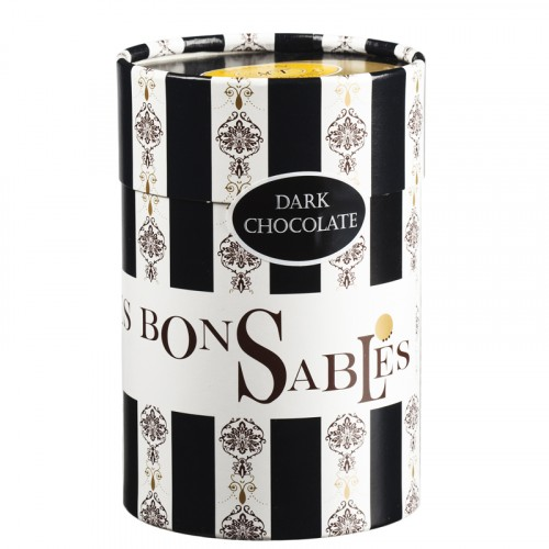 Les Bons Sablés Dark Chocolate 165g