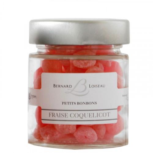 Bonbon Fraise Coquelicot 100g
