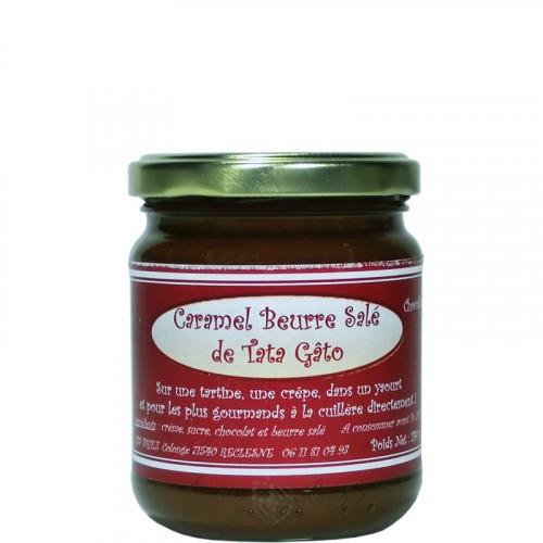 Caramel Beurre Salé au Chocolat 240g