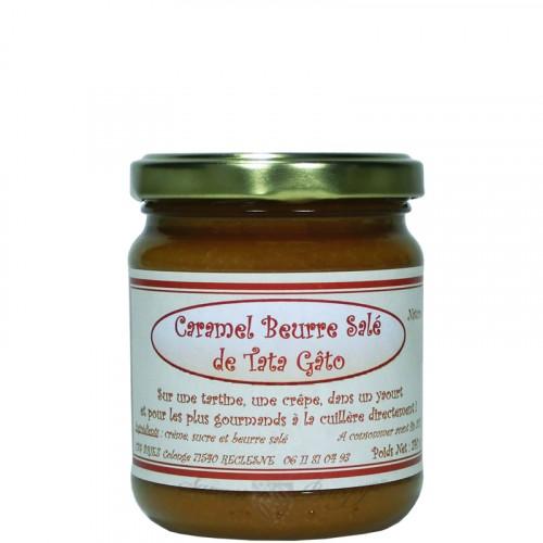 Caramel Beurre Salé nature 240g