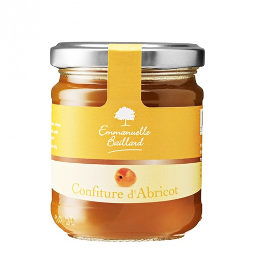 Confiture extra d'abricot 220g
