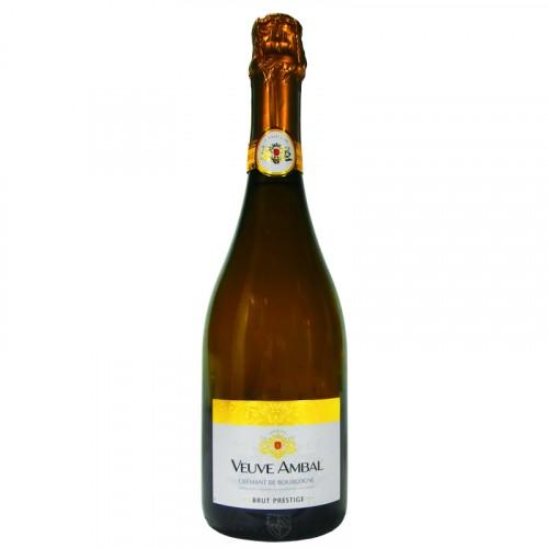 Crémant de Bourgogne - Brut prestige 75cl  Veuve Ambal