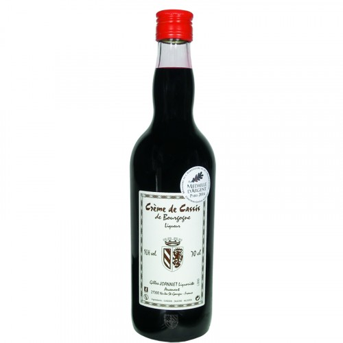 Cassis de Bourgogne Crème 16% 70cl