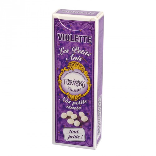 Etui Petits Anis 18g - Violette