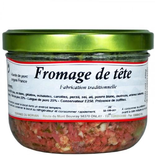 Fromage de tête 350g