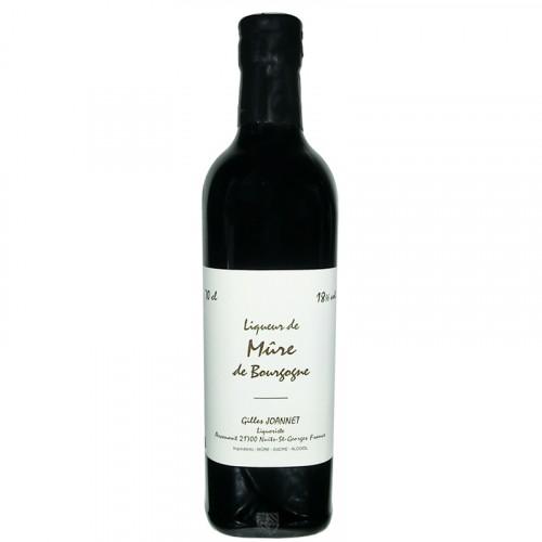 Liqueur de Mûre de Bourgogne 18% 70cl