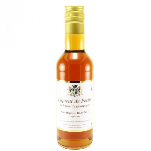 Liqueur de Pêche de vigne de Bourgogne 35 cl