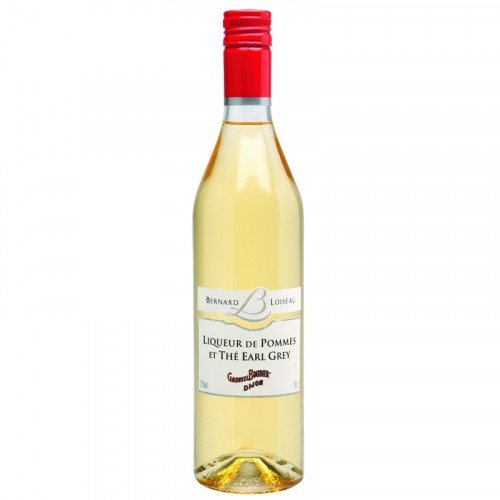 Liqueur de Pommes & Thé Earl Grey 21% 50cl