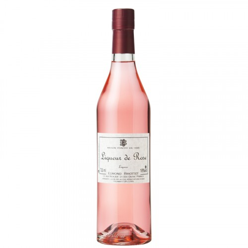 Liqueur de Rose 18% 70cl Briottet