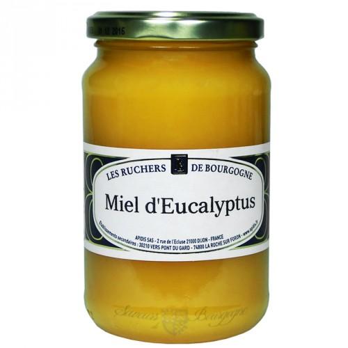 Miel d'Eucalyptus 500g