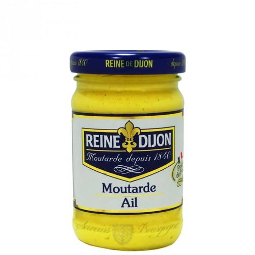 Moutarde à l'ail 100g