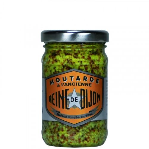 Moutarde ancienne 90g - 100% graines de Bourgogne