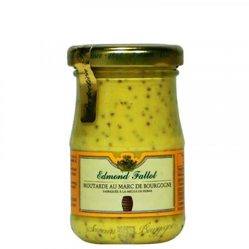Moutarde au Marc de Bourgogne 100g Fallot