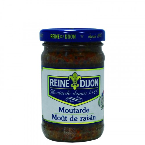 Moutarde au Moût de raisin 100g