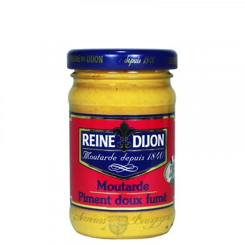 Moutarde Piment doux fumé 100g