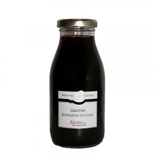 Nectar de griottes et bourgeons de cassis 25cl