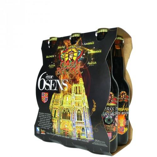 Pack 6ème Sens 33cl