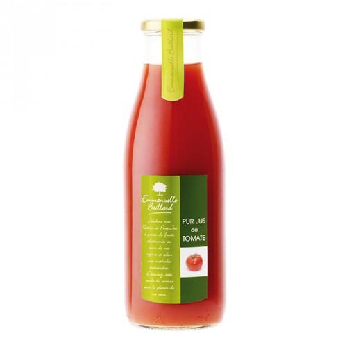 Pur jus de tomate au piment d'Espelette 75cl