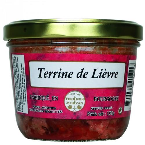 Terrine de Lièvre 180g