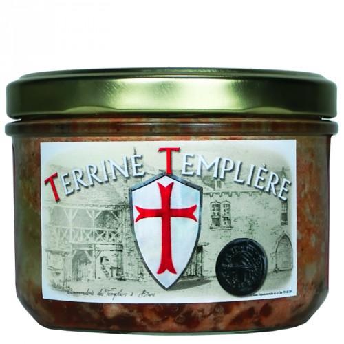 Terrine Templière 200g