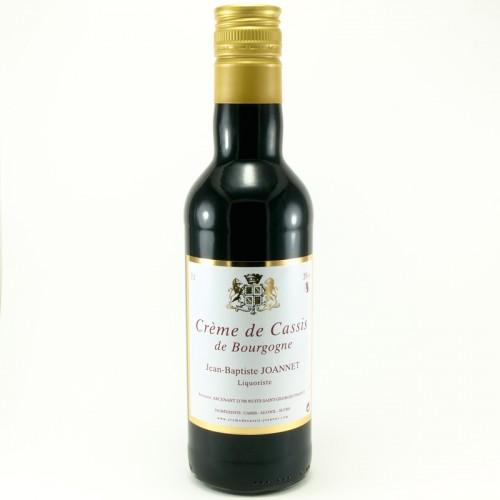 Crème de Cassis de Bourgogne 20° 35 cl