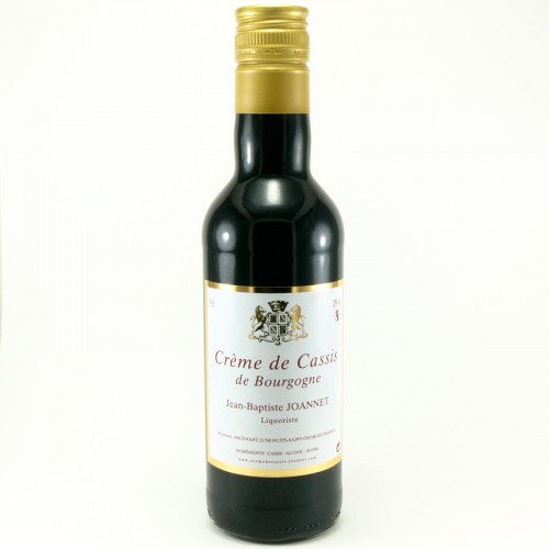 Cassis de Bourgogne Crème 20° 70cl
