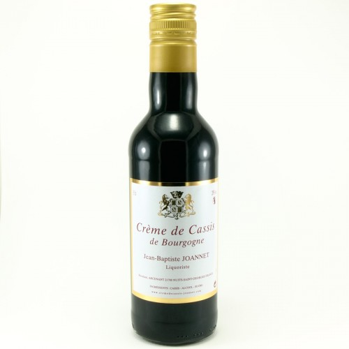 Crème de Cassis de Bourgogne 20° 70 cl