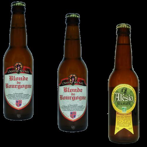 Bière blonde Larché 33cl DLUO 31/08/2019 x2 + 1 Biére Blonde Bio Gtatuite