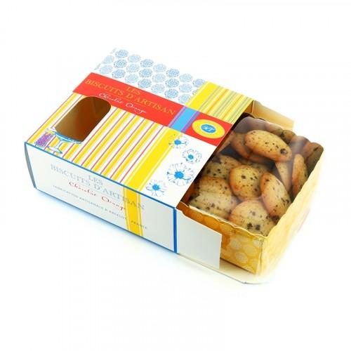 Biscuit Artisan Orange 150g - Maison Toussaint