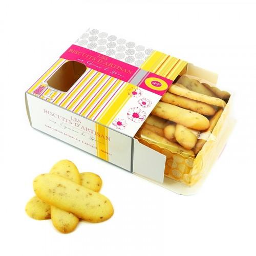 Biscuit Artisan Sésame 150g - Maison Toussaint
