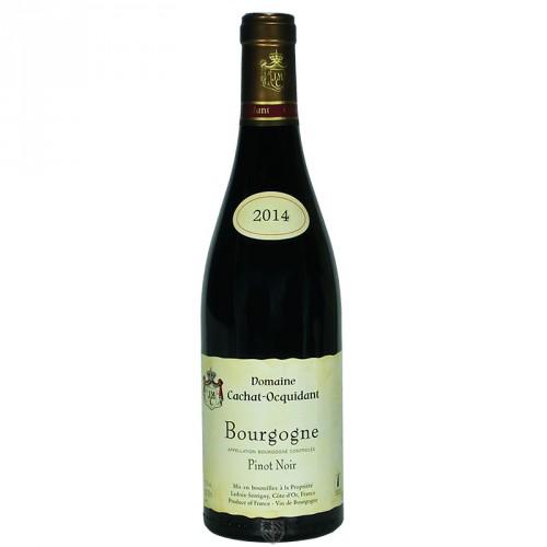 Bourgogne Pinot Noir Cachat Ocquidant 75cl