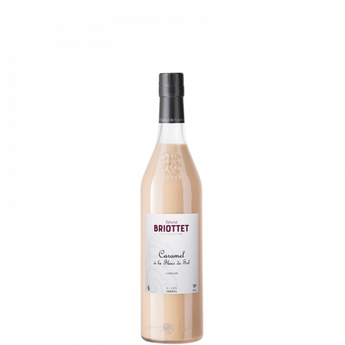 Caramel à la Fleur de sel Liqueur 18% 35cl Briottet