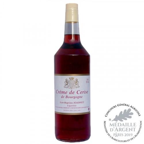 Crème de cerise de Bourgogne 18° 50cl