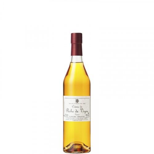 Crème de pêche de vigne 18% 35cl Briottet