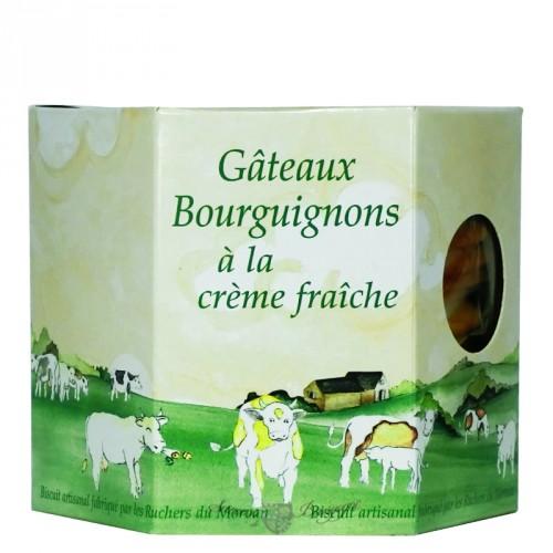 Gâteau Bourguignon à la crème fraiche 180g