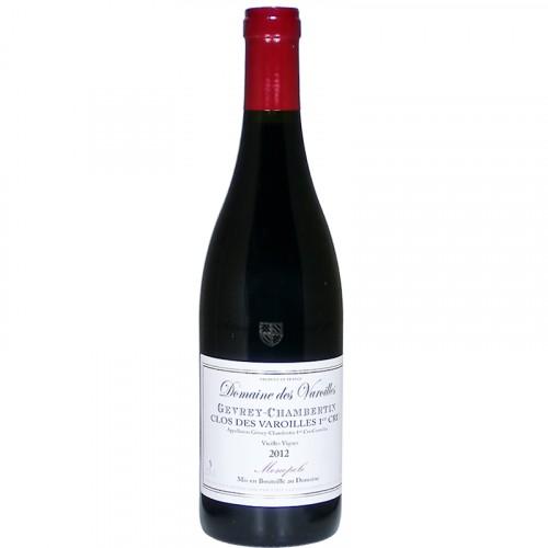 "Gevrey-Chambertin 1er Cru ""Clos des Varoilles"" - Domaine des Varoilles75cl"