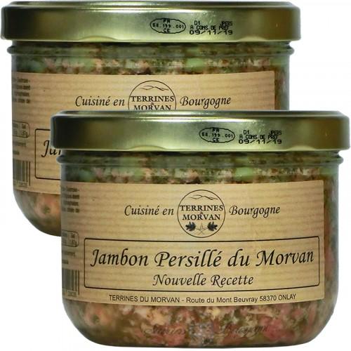 Jambon Persillé du Morvan 350g + 1 Gratuit