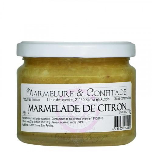 Marmelade de citron 370g