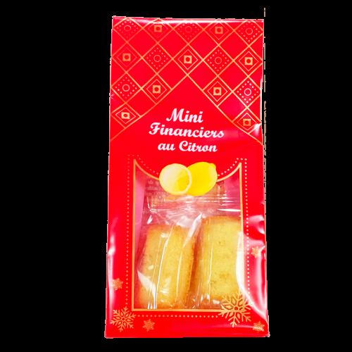 Mini-financiers au citron 40g