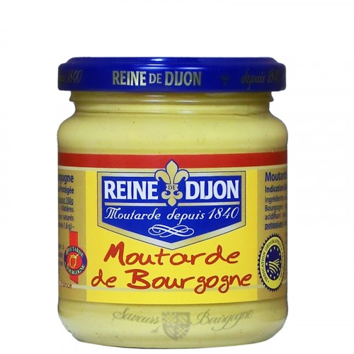 Moutarde de Bourgogne 200g - Reine de Dijon