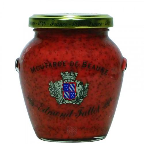 Moutarde au Cassis de Dijon 305g Fallot