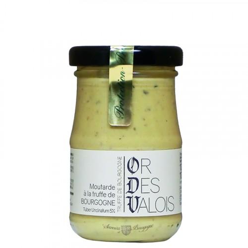 Moutarde à la Truffe de Bourgogne 100g